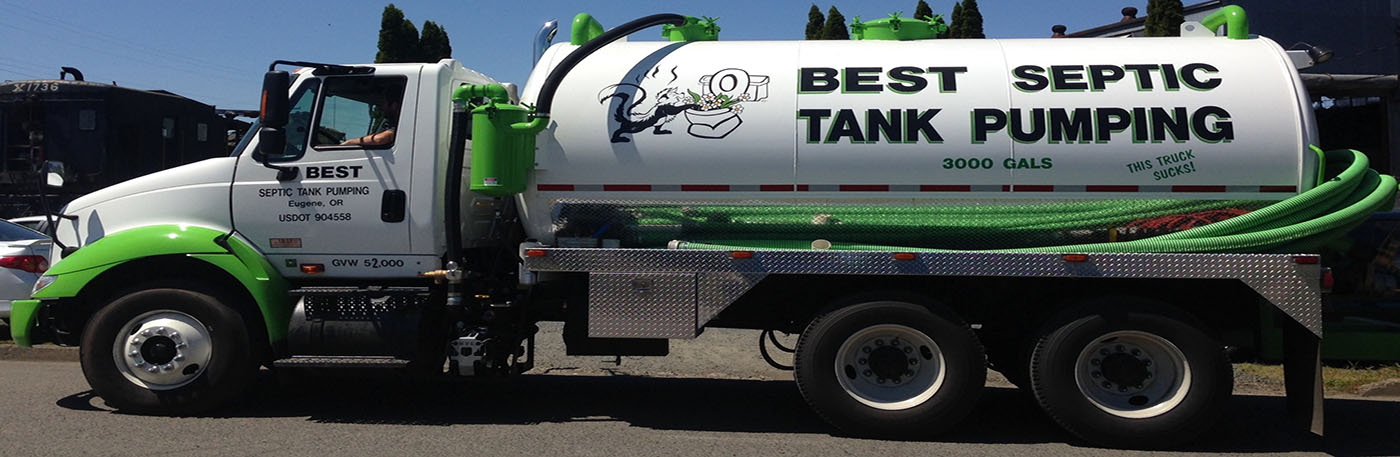 Septic tank services the #1 priority!